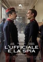 Locandina L'ufficiale e la spia