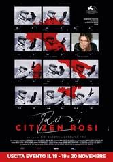 Locandina Citizen Rosi