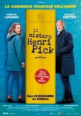 Locandina Il mistero Henri Pick
