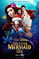 The Wonderful World Of Disney Presents: The Little Mermaid Live