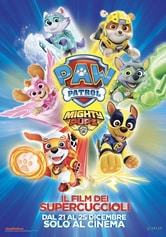Paw Patrol Mighty Pups - Il film dei supercuccioli