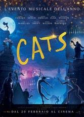 Locandina Cats