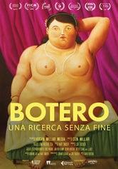 Locandina Botero - Una ricerca senza fine