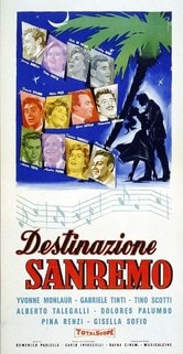 Destinazione Sanremo