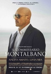 Locandina Il commissario Montalbano: Salvo amato, Livia mia