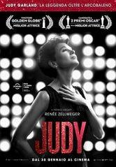 Locandina Judy