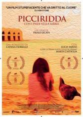 Locandina Picciridda - Con i piedi nella sabbia