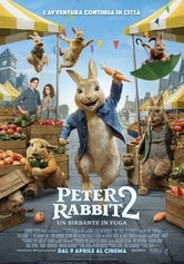 Locandina Peter Rabbit 2: Un birbante in fuga