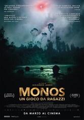 Locandina Monos - Un gioco da ragazzi