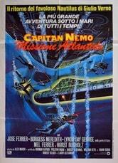 Capitan Nemo - Missione Atlantide