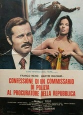 Confessione di un commissario di polizia al procuratore della Repubblica