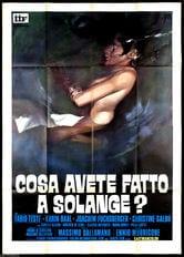 Cosa avete fatto a Solange?