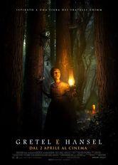 Locandina Gretel e Hansel