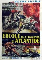 Ercole alla conquista di Atlantide