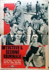 Detective G. sezione criminale