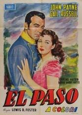 El Paso - Le pistole del messicano