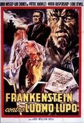Frankenstein contro l'Uomo Lupo