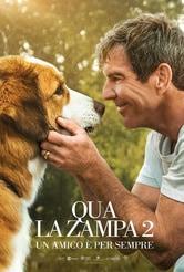 Locandina Qua la zampa 2 - Un amico è per sempre