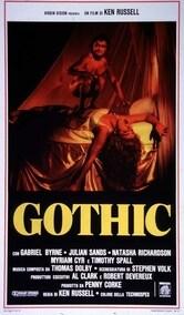 Gothic. Una notte di terrore