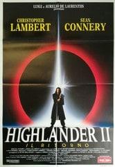 Highlander 2. Il ritorno