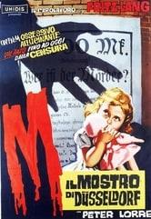 M, il mostro di Düsseldorf