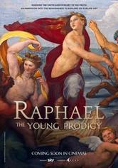 Locandina Raffaello. Il giovane prodigio