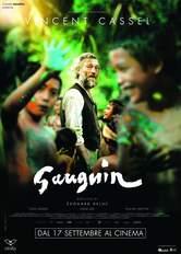 Locandina Gauguin - Viaggio a Tahiti