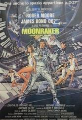 Agente 007. Moonraker Operazione spazio