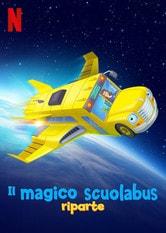 Il magico scuolabus riparte: Destinazione spazio!