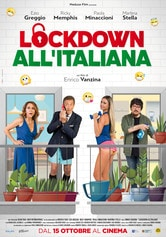 Locandina Lockdown all'italiana