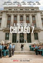 Locandina Il processo ai Chicago 7