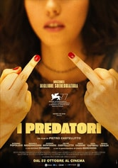 Locandina I predatori