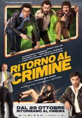 Locandina Ritorno al crimine