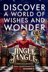 Jingle Jangle: Un'avventura natalizia