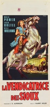 La vendicatrice dei Sioux