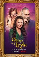 9 vite come Leyla