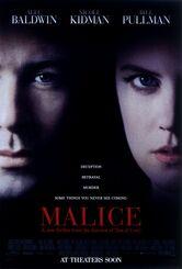 Malice - Il sospetto