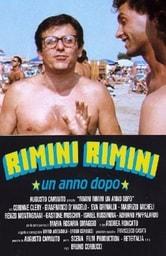 Rimini Rimini. Un anno dopo