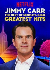 Jimmy Carr: The best of ultimate gold greatest hits