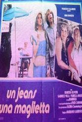 Un jeans e una maglietta