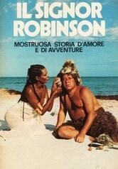 Il signor Robinson. Mostruosa storia d'amore e d'avventure