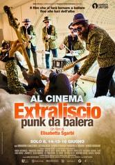 Locandina Extraliscio - Punk da balera