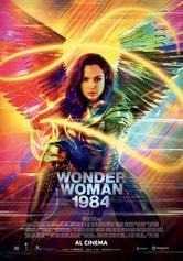 Locandina Wonder Woman 1984