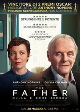 Locandina The Father - Nulla è come sembra