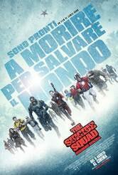 Locandina The Suicide Squad - Missione suicida