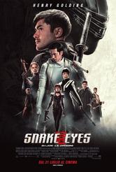 Locandina Snake Eyes: G.I. Joe Origins