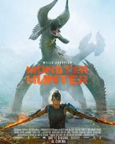 Locandina Monster Hunter