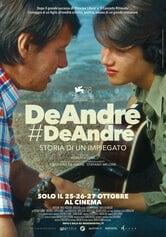 Locandina DeAndré#DeAndré - Storia di un impiegato