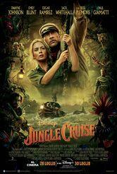 Locandina Jungle Cruise