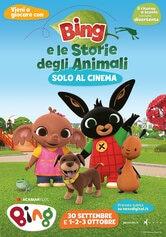 Locandina Bing e le storie degli animali